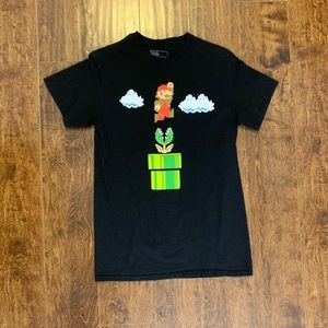 Super Mario Brothers Tunnel Shirt